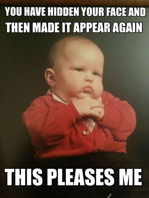 Baby Suit Meme - 20 totally adorable baby memes that will make you smile sayingimages com