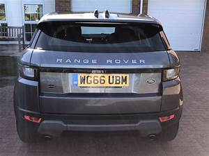 2016 66 Land Rover Range Rover Evoque 2 0 Ed4 150bhp 5