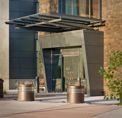 metal facade panels flexibility  tremendous