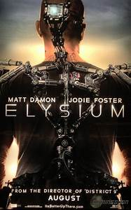 Elysium Second Trailer with lots of Action and Plot ...