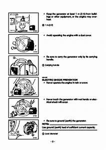Yamaha Ef1000is Generator Owners Manual