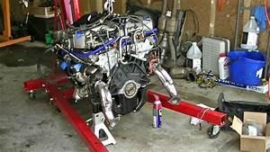 300zx Twin-turbo Vg30dett Rebuild Timelapse  Part 5