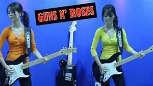Guns N Roses Welcome To The Jungle Juliana Vieira