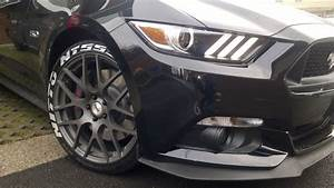 White letter tires mustangforumscom for How to blackout white letter tires