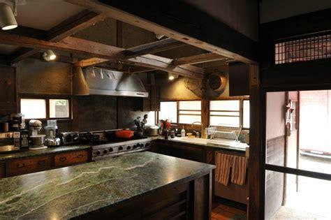 traditional japanese kitchen design cuisine de charme id 233 es pour la cuisine rustique moderne 6328