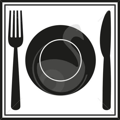 pictogramme cuisine gratuit pictogramme restauration couverts avec assiette