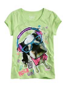 Justice Clothing Graphic Tees for Girls