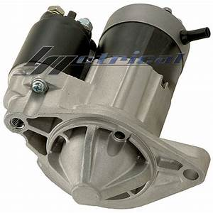 100  New Starter For Jeep Grand Cherokee Manual