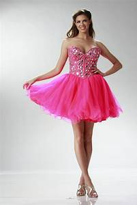 Pink Prom Dresses Make You Look Lovely |Trendy Dress