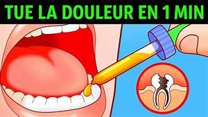 Quel Anti Inflammatoire Pour Une Douleur Dentaire : 10 mani res pour se d barrasser d un mal de dents en une minute youtube ~ Medecine-chirurgie-esthetiques.com Avis de Voitures