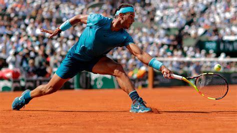 Rafa Racing Toward 11th Roland Garros Final