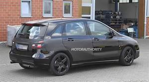 Mercedes Classe B 2013 : hot b class is only a test mule for smaller amg models says insider ~ Gottalentnigeria.com Avis de Voitures