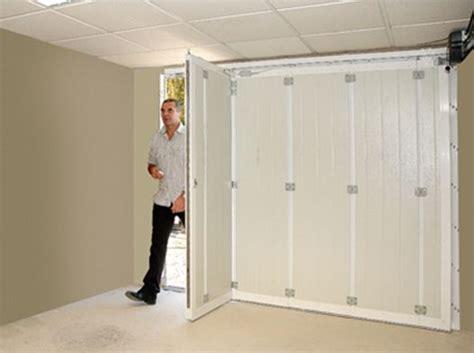 porte de garage novoferm novoside fonction du portillon portes sectionnelles