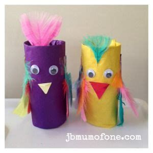 cardboard roll parrot craft for toddlers and 677   e487315812ccd64f7e7f5b56fe3a7000