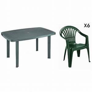 Table De Jardin Plastique Pas Cher. table jardin verte menuiserie ...