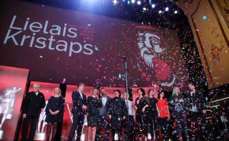 Lielais Kristaps Award Ceremony: Best actors - Reinis and ...