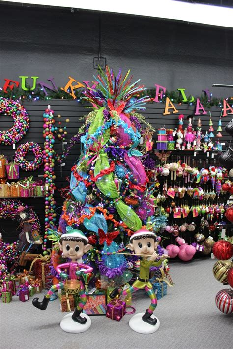 funky fa la la la la christmas tree by craig bachman