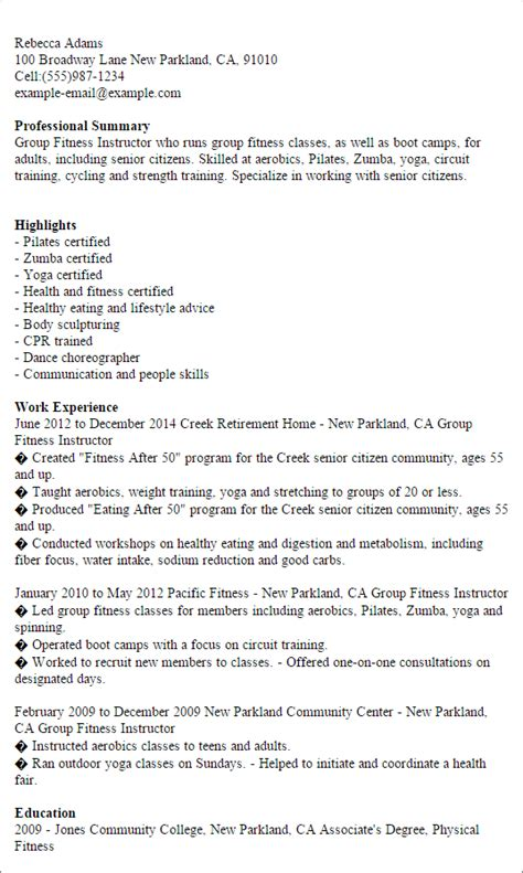 flight attendant instructor cover letter professional fitness instructor templates to