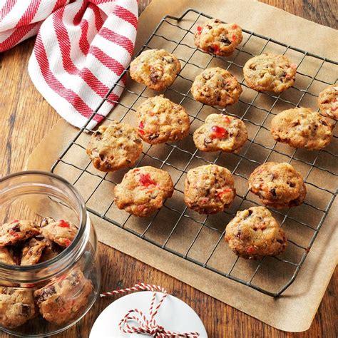 Monster cookies (paula deen) food.com. Fruitcake Christmas Cookies Recipe   Taste of Home