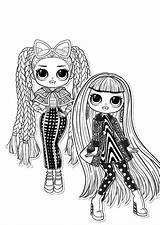 Lol Omg Coloring Pages Printable Doll Ausmalbilder Lights Youloveit Surprise Dolls Drawing Para Colorir Malvorlagen Dazzle Miss sketch template