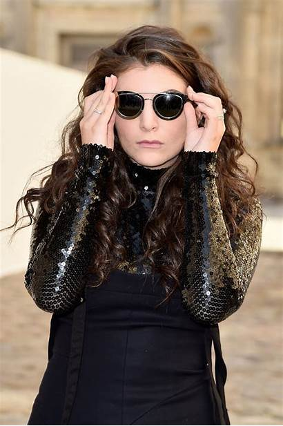 Lorde Dior Christian Sunglasses Paris Round Arriving