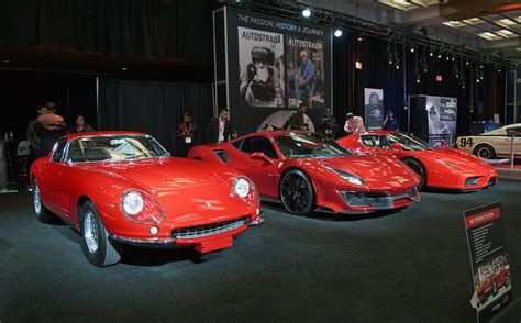 Vettel's contract expires at the end of next year while l. Awesome Ferrari lineup, 275GTB, a Pista & the Enzo | Flickr