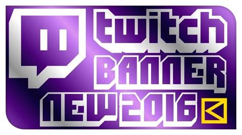 twitch banner template psd 2017 free new twitch banner template 2016 17 youtube