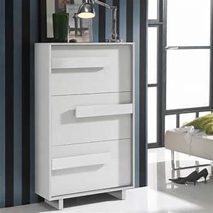 Meuble A Chaussure Banc : meuble banc chaussures maison design ~ Preciouscoupons.com Idées de Décoration