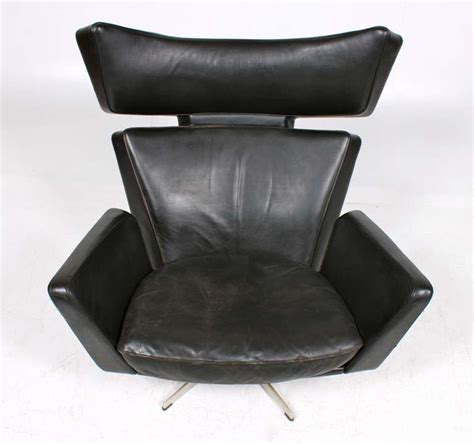 ox chair arne jacobsen the ox chair by arne jacobsen at 1stdibs