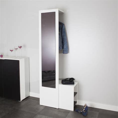 meuble de rangement pour la cuisine symbiosis vestiaire blanc meuble chaussures symbiosis