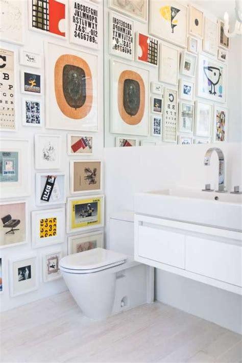 bathroom framed how to spice up your bathroom d 233 cor with framed wall