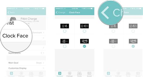 how do you change the time on your iphone how to customize your fitbit with iphone and imore