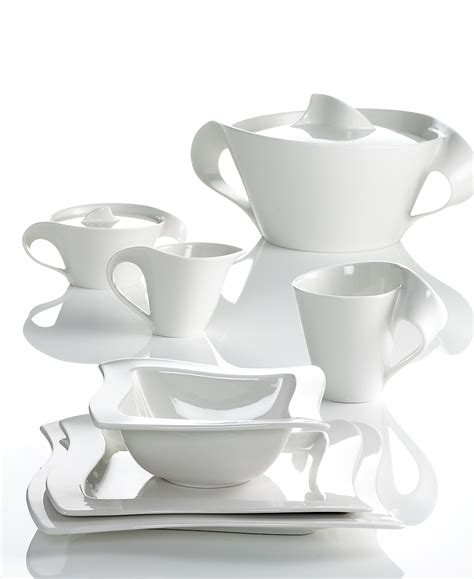 New Wave Villeroy Boch by Villeroy Boch Dinnerware New Wave Collection