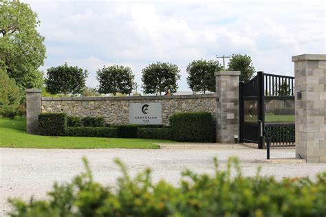 centurion golf club hertfordshire aralia garden design