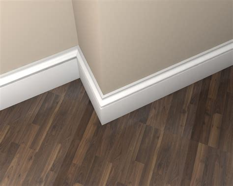 Fußbodenleiste Md358