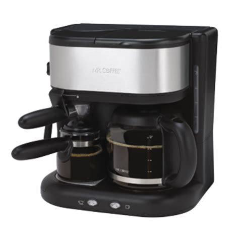 5 how much water do you put in a mr. Mr. Coffee BVMC-ECM22 10 Cup Dual Feature Espresso And Coffee Maker   BrandsMart USA