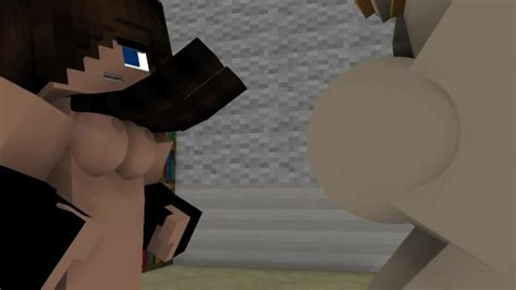 Minecraft Alex Twerking Naked And Getting Her Ass Licked