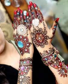 Bridal Mehndi Designs for Full Hands Images 2013 ...