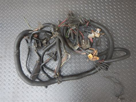 Wrangler Cyl Engine Wire Harness Tbi Best