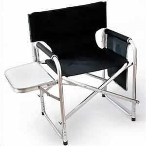 Table Et Chaise Camping : chaise de camping avec table rabattable et sac 47 x 57 x 79 cm mobilier de camping chaises ~ Nature-et-papiers.com Idées de Décoration