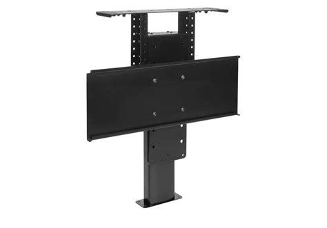 shagreen u0026 palmwood tv lift tv lift how to a tv lift cabinet black