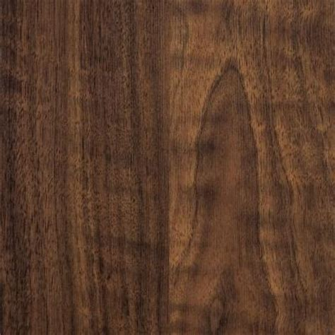 trafficmaster spanish bay walnut laminate flooring 5 in