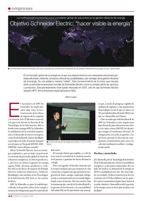 schneider electric si鑒e social reportaje objetivo schneider electric hacer visible la energía