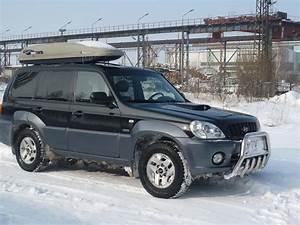 2004 Hyundai Terracan 2 9  177 Cui  Diesel