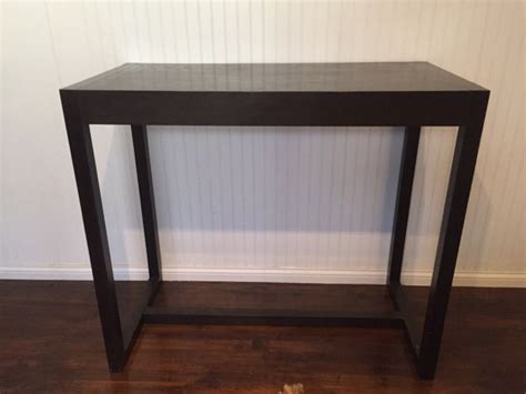 west elm bar table west elm bar height table furniture in chicago il offerup