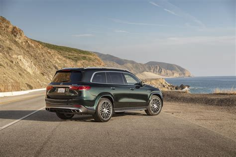 Check back with us soon. 2021 Mercedes-AMG GLS 63 Review | What's new, 0-60, performance | Autoblog