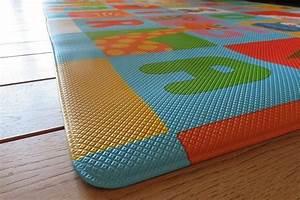 Tapis Grand Format : tapis de jeu abc lavable en grand format 140x200cm ~ Teatrodelosmanantiales.com Idées de Décoration