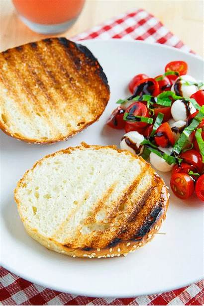 Tomato Burgers Sundried Turkey Balsamic Caprese Onions