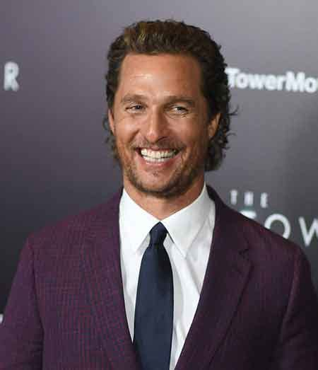 Matthew Mcconaughey Bio Worth Height Wife Movies