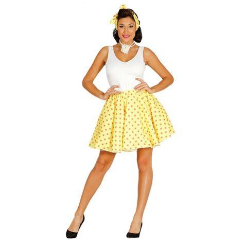 déguisement pin up d 233 guisement pin up 233 es 60 jaune femme pour adulte en ligne
